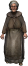Old woman healer