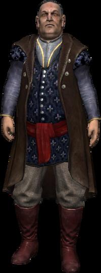 Velerad, burgomeister of Vizima