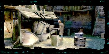 the swordsmith