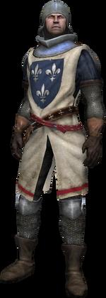 Mikul, city guard