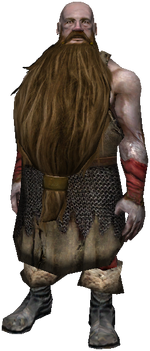 the Scoia'tael quartermaster