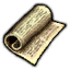 Scrolls generic icon letter.png