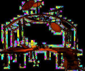 an alchemy workbench