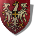 Current Redanian coat of arms also used in The Witcher 2