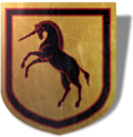 Kaedweni coat of arms in The Witcher 2