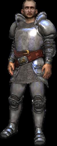 Radovid the Stern, ruler of Redania
