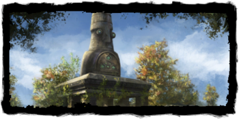 Dagon's altar