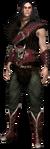 Yaevinn, a Scoia'tael leader