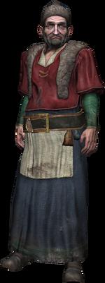 the desperate merchant
