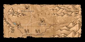 Λύρια και Ρίβια
