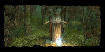 Shrine in the Swamp