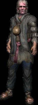 The Gravedigger (looks just like the Gramps!)