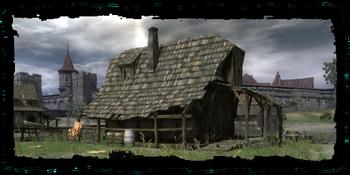 Haren Brogg's house
