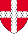 the university coat of arms