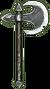 Weapons Temerian steel axe.png