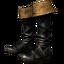 Seven-furlong boots