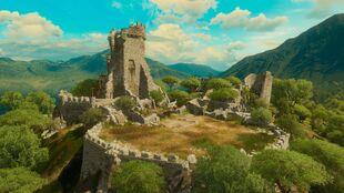 Tesham Mutna Ruins