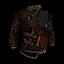 Raven's armor