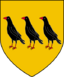 Borch's coat of arms