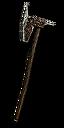 Tw3 dwarven axe 01.png