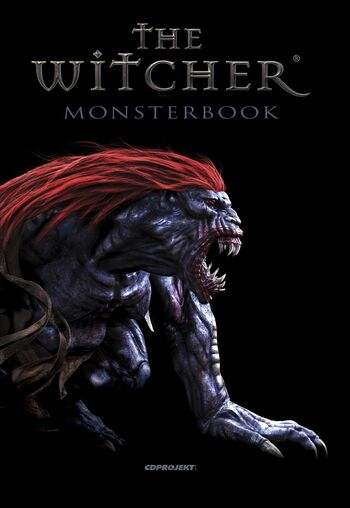 """Cover the """"Monsterbook"""""""