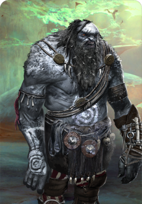 Tw3 cardart monsters frost giant.png