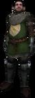 Jean Pierre, the bounty hunter