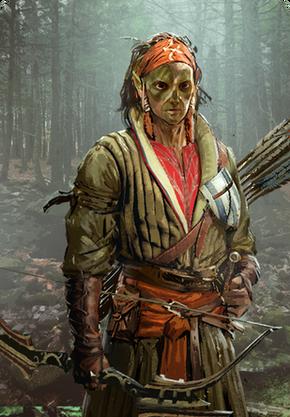 Tw3 cardart scoiatael elf skirmisher 2.png