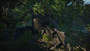Arnskrone Castle Ruins
