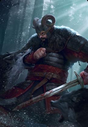 Tw3 cardart skellige clan an craite warrior.png
