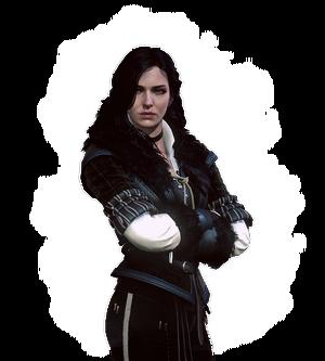 Yennefer nel diario di The Witcher 3