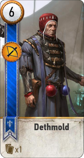 Tw3 gwent card face Dethmold.png