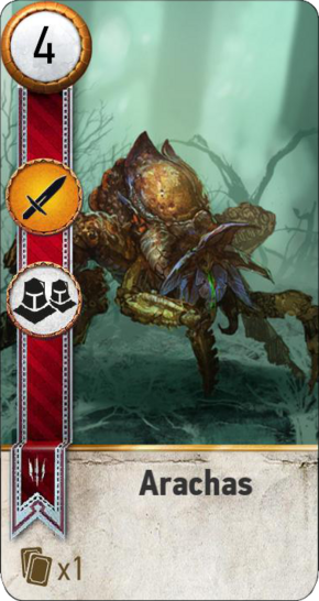 Tw3 gwent card face Arachas 3.png