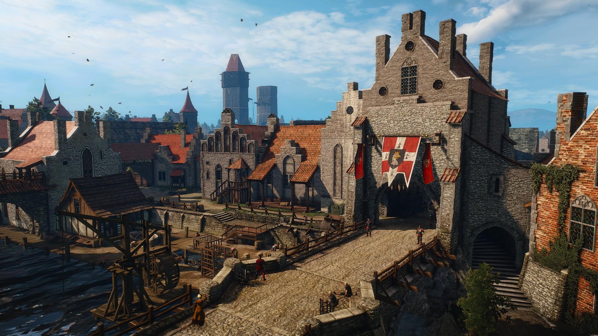 Porta di Novigrad - Witcher Wiki ufficiale