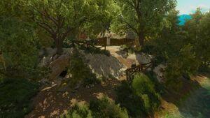 Pinastri's Hermitage