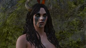 Succubus witcher skellige 3 Salma the