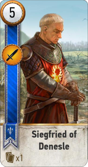 Tw3 gwent card face Siegfried of Denesle.png