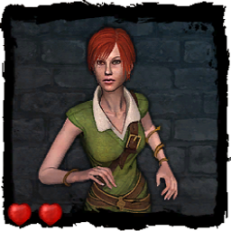 Shani's journal picture with two hearts