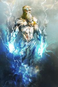 Thunder God by Aaron Nakahara.jpg
