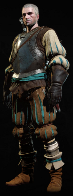 Tw3 armor Toussaint Color Guardsman gear.png