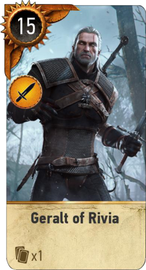 Tw3 gwent card face Geralt of Rivia.png