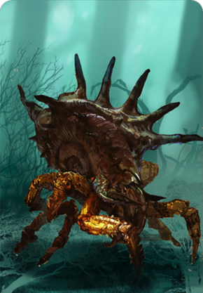 Tw3 cardart monsters arachas behemoth.png