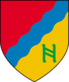 Speculative coat of arms for Barefield