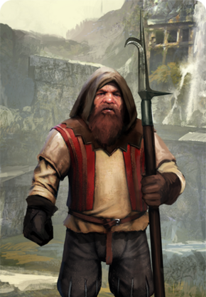 Tw3 cardart scoiatael dwarf.png