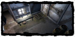 the trap door