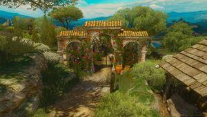 Corvo Bianco - Greenhouse