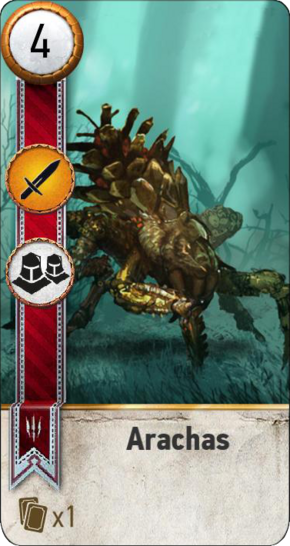 Tw3 gwent card face Arachas 2.png