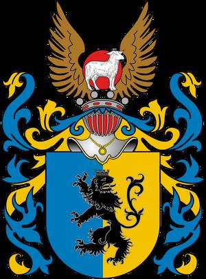 Creigiau coat of arms