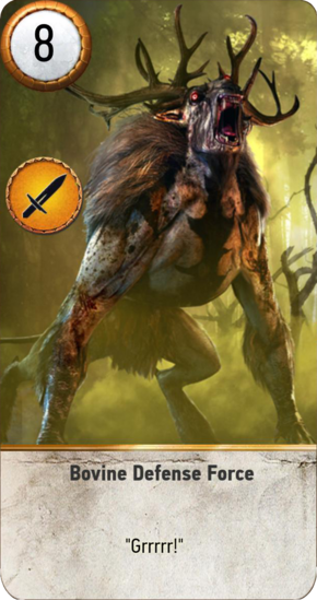 Tw3 gwent card face Bovine defense force.png