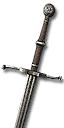 Tw3 witcher steel bear sword lvl3.png
